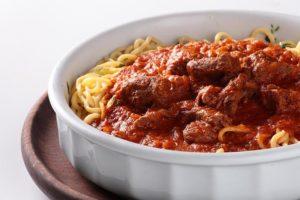 Spaghetti com Mignonnette